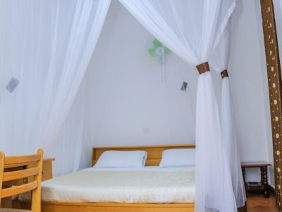 Inside one of the rooms at Adonai Guesthouse, Muyenga